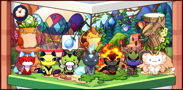 Mino Forest Room Screenshot.png