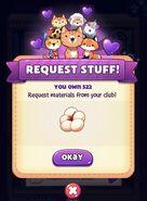 Request Stuff Clubs