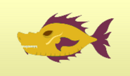 Picture of The Dragon Fish inside of the Catalog