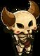Enemy skeleton cat