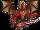 Boss dragon red