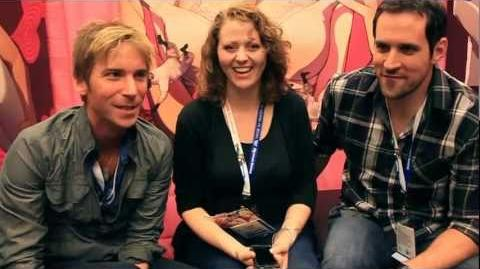 Catherine Interview with the Voice Actors