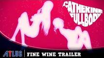 Catherine Full Body Fine Wine Trailer