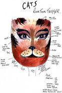 Tugger Makeup Design Karen Dawson 1