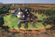 Australia Circus Tour Tent 2000 01