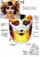 Rumple Makeup Design Karen Dawson 1