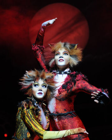 Macavity The Mystery Cat Song Cats Musical Wiki Fandom