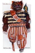 Raffish 5 Tumblebrutus John Napier Design