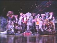 Cats london 1987 full esmeble
