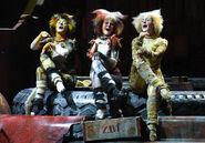 Gumbie Trio beirut 2002 4