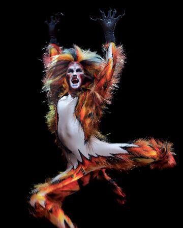 Macavity Cats Musical Wiki Fandom
