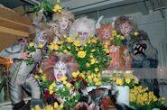 Group bts 2000th show Bway Jul 87