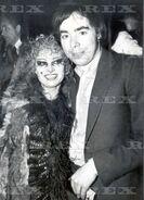 Griz Elaine Paige 1981 Lloyd Webber