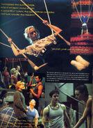 Australia Circus Tour Programme 2000