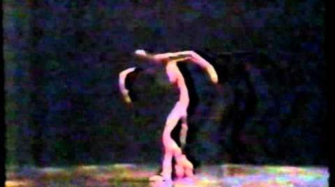 Victoria Solo - Finola Hughes London 1981