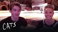 Mungojerrie and Rumpelteazer's Backstage Tour (Part Two) Cats the Musical