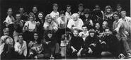 Group bts London nov 1991