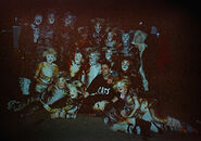Hamburg group 1999 or 2000