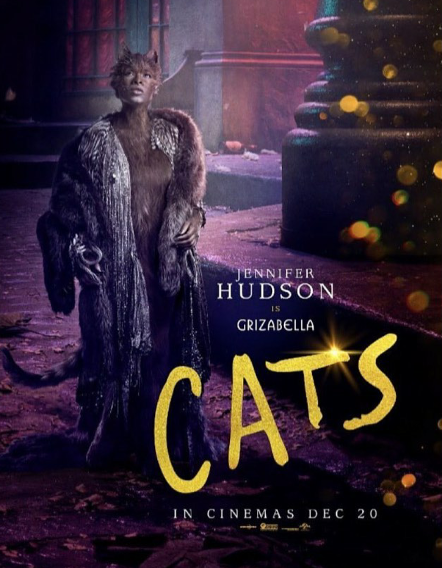 Grizabella 2019 Movie Cats Musical Wiki Fandom