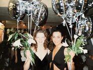 Amanda Courtney-Davies & Ria Jones