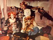 Group Macy's Parade bts Bway 93