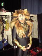 Rum Tum Tugger Linus Fagerstrom German Tour 2005