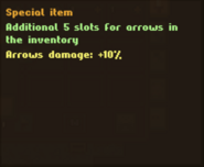 Info Reinforced quiver
