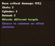 Info Necro Shotgun 'Blink'