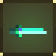 Icon Necro Sword 'Blink'