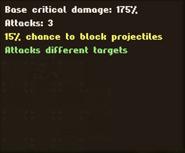 Info Energy Sword 'Blink'