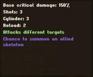 Info Necro Revolver 'Blink'