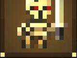 Воин - скелет