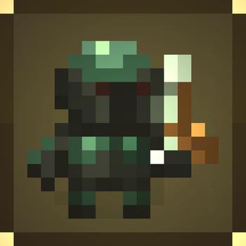 Часовой-солдат