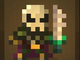 Некромант - скелет