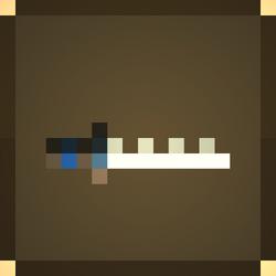 Зазубренный меч