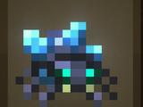 Гигантский кристаллический паук