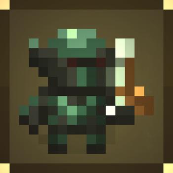 Часовой-рыцарь