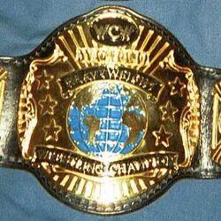 List of WCW Championships
