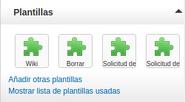 Plantilles - Editor visual