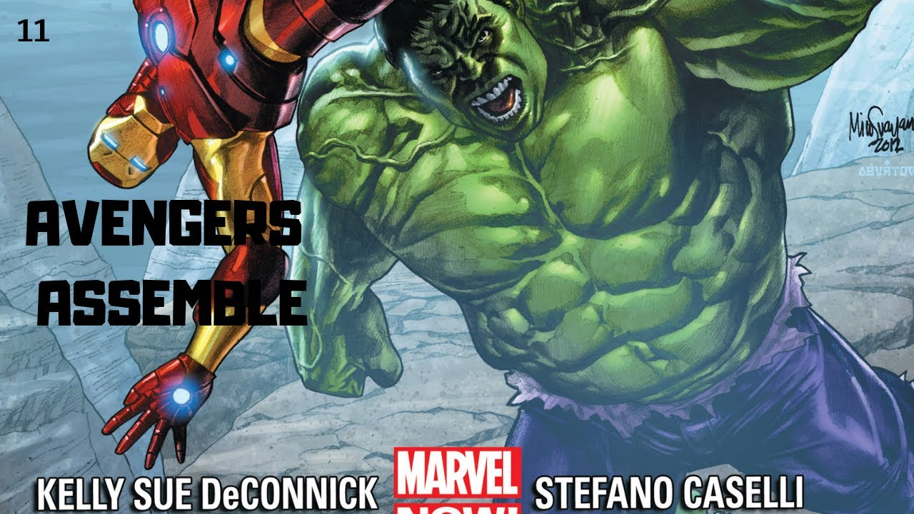 Marvel Avengers: Assemble Motion Comic 11 - Hulk's Choice