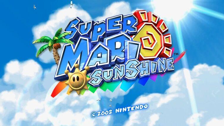 Title Theme (OST Version) - Super Mario Sunshine
