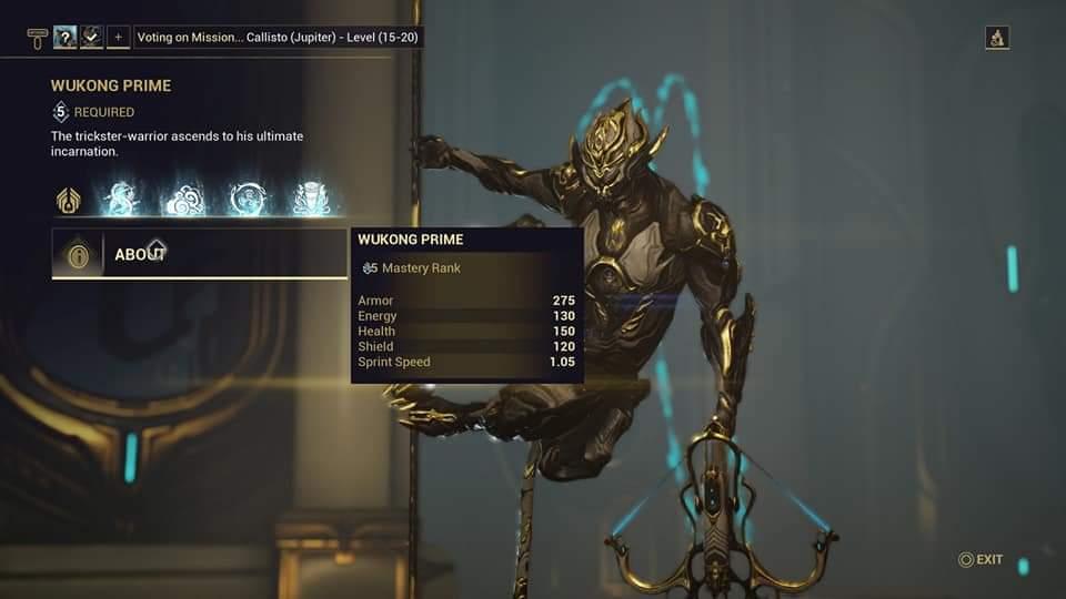 Wukong Prime Access | FANDOM