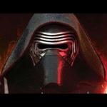 Kylo Ren legendary warrior's avatar