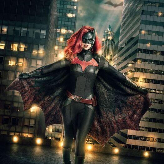 News: Legends Crossover, Batwoman und Ricardo Diaz
