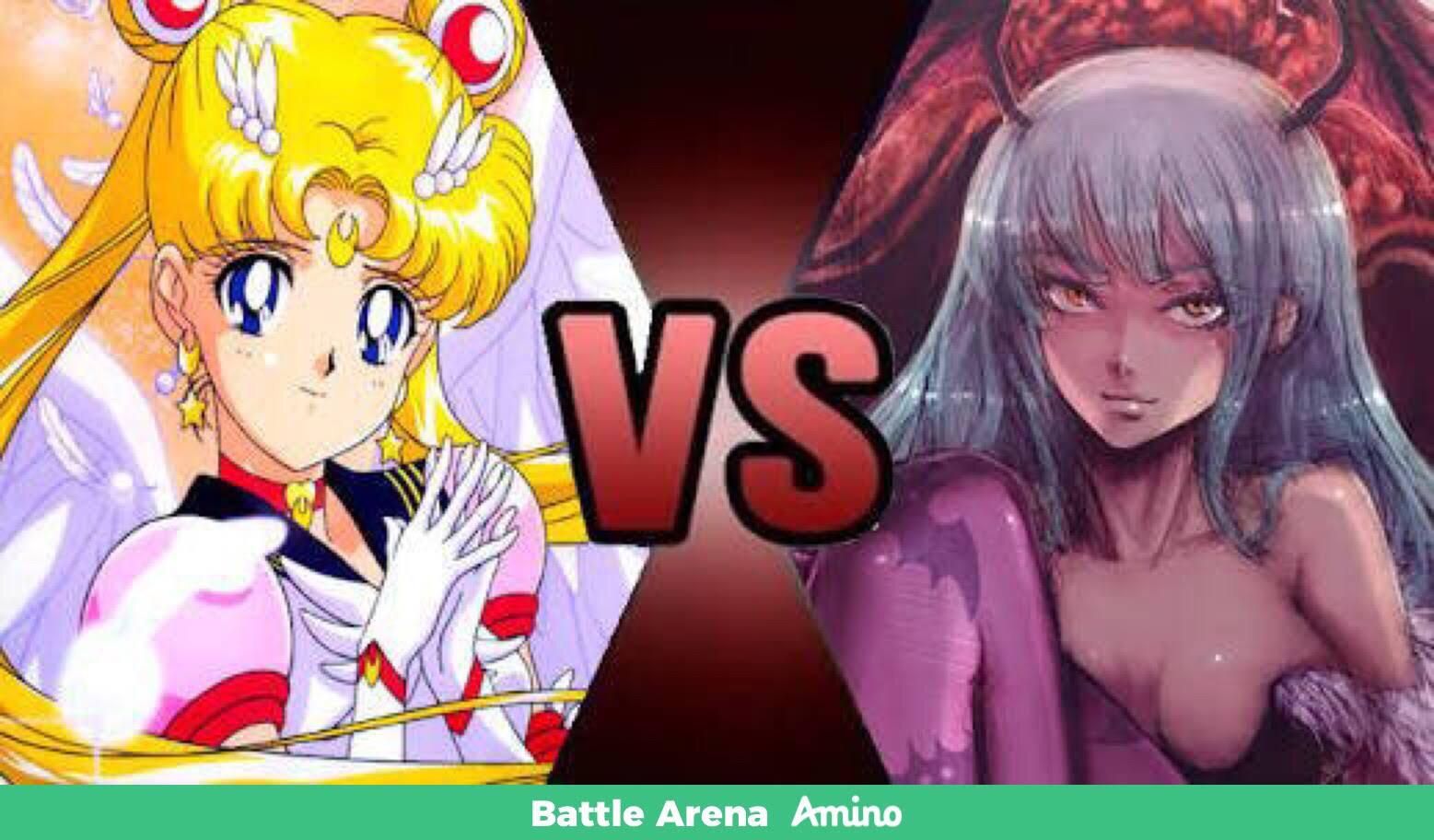 The Moon Princess versus the princess of Shadows