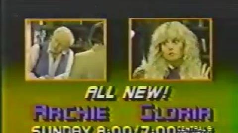Archie Bunker's Place & Gloria 1982 Promo