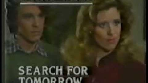 Search For Tomorrow & The Young & The Restless Promo (April 1981)