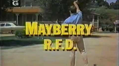 Mayberry R.F.D