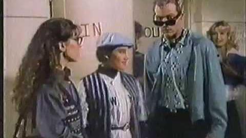 1983 CBS Square Pegs Promo featuring Devo (1983)