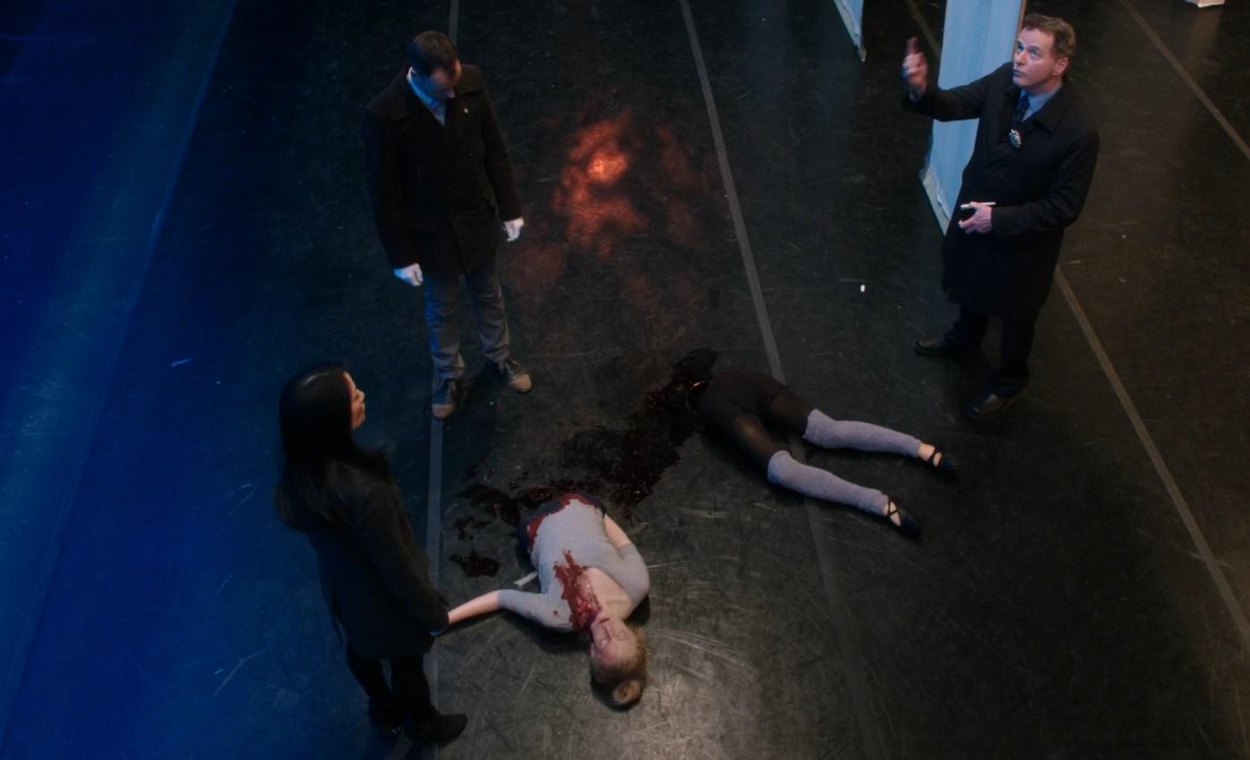 Corpse de Ballet/Transcript